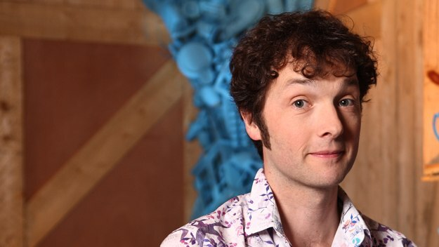 Chris Addison presents the series celebrating story telling, stand up and fresh comedy talent