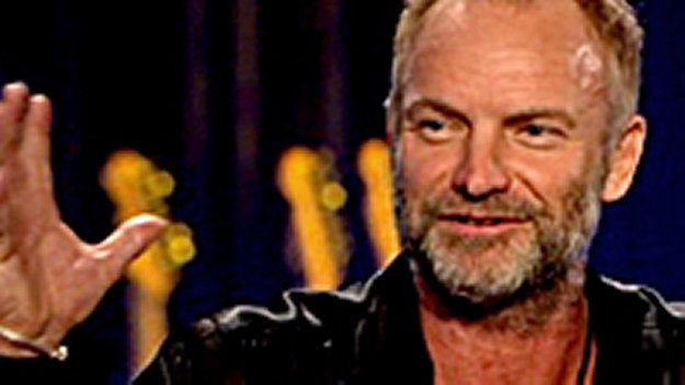 Episode 1 - Sting and the Police