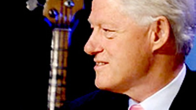 Episode 4 - President Bill Clinton