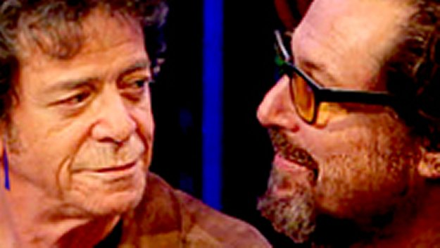 Episode 5 - Lou Reed and Julian Schnabel