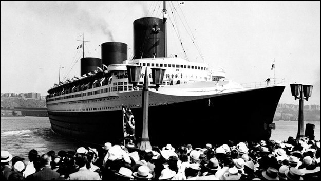 Episode 1 - Great Ocean Liners
