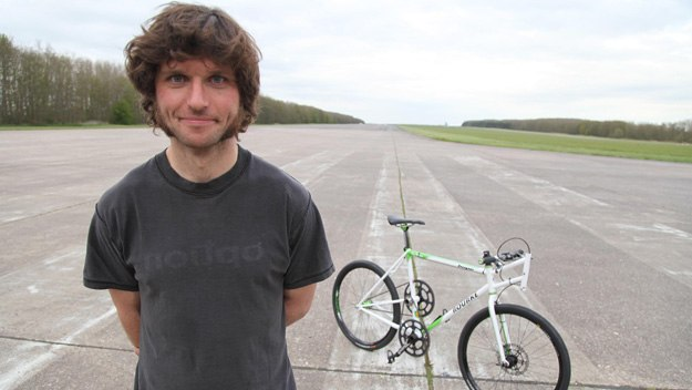 Series 1 Episode 1: Britain's Fastest Cyclist