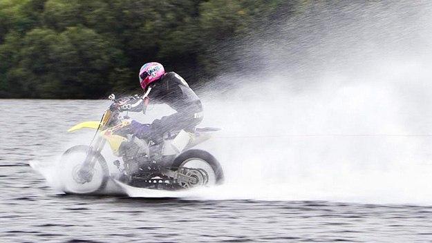 Series 1 Episode 2: Hydroplaning Bike