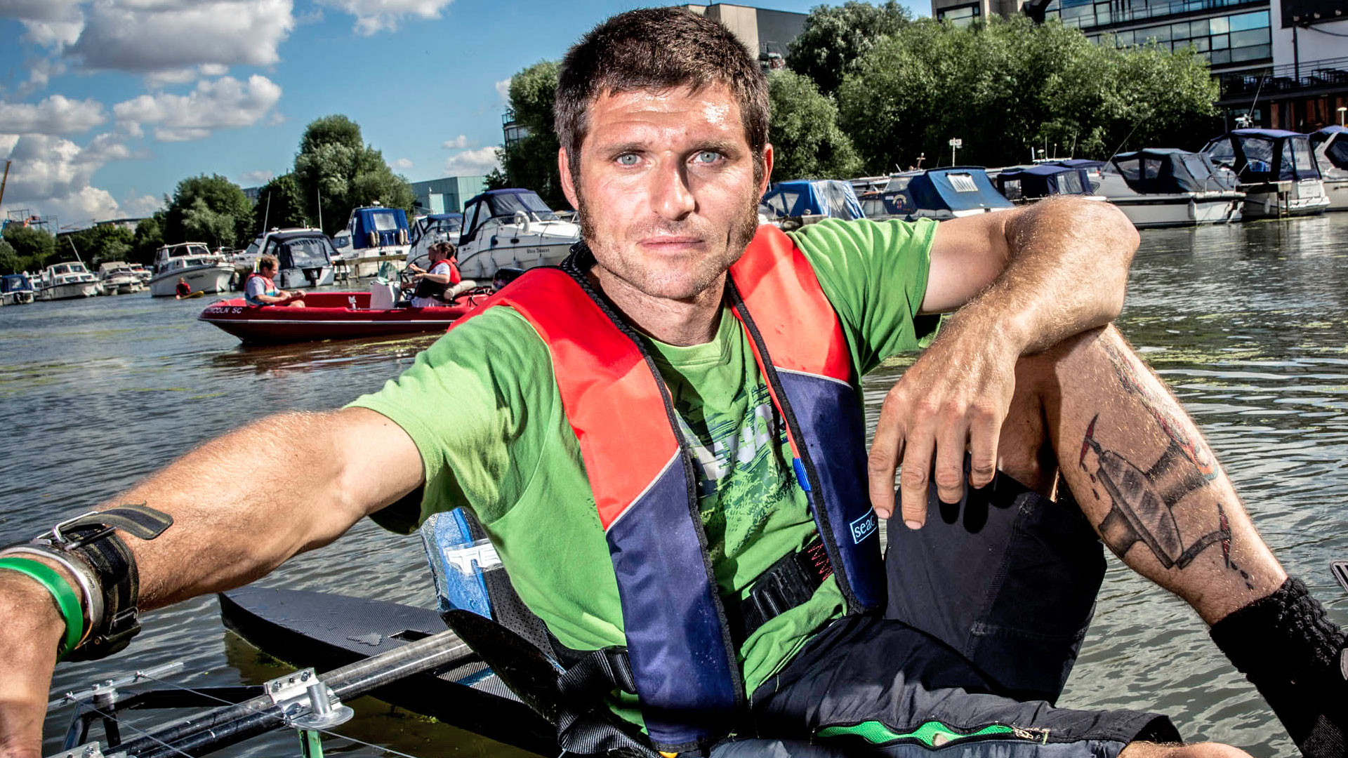 Series 3 Episode 3: World's Fastest Human-Powered Boat