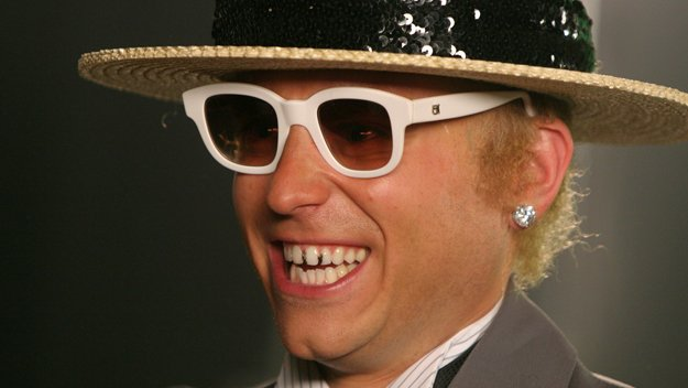Episode 1 - Sir Elton John