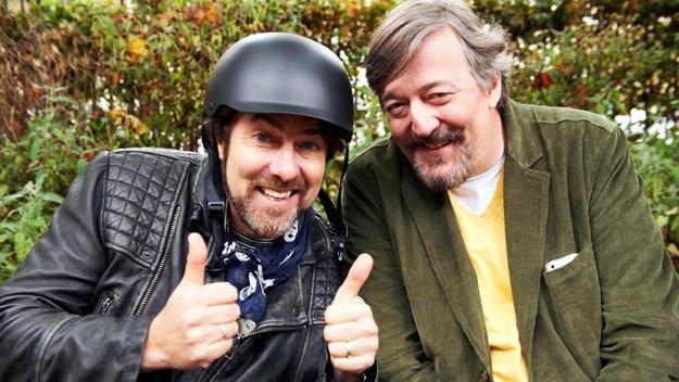 Episode 7 - Stephen Fry: Best of Gadget Man