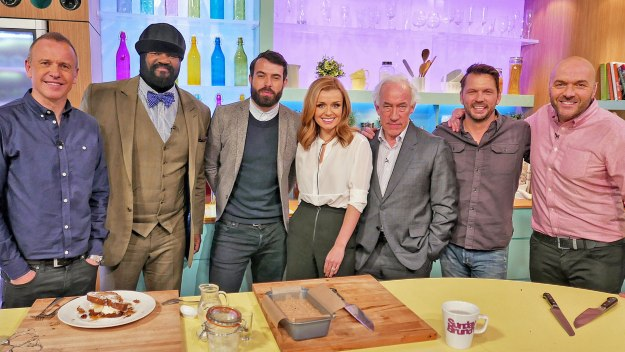 Episode 11 - Simon Callow, Katherine Jenkins, Tom Cullen, Gregory Porter