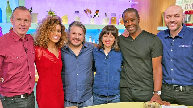 Episode 7 - Adrian Lester, Jo Hartley, Richard Herring, Izzy Bizu