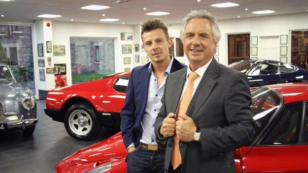 Supercars: The Million Pound Motors