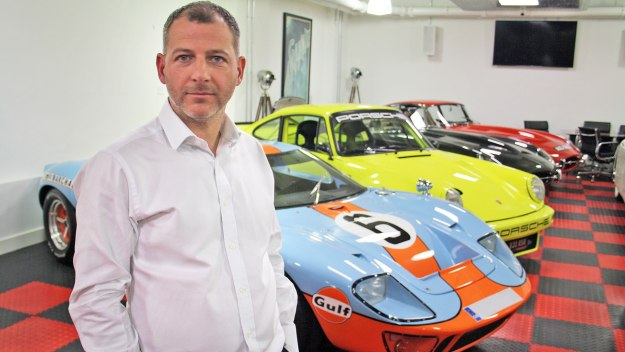 Million Pound Motor Dealer