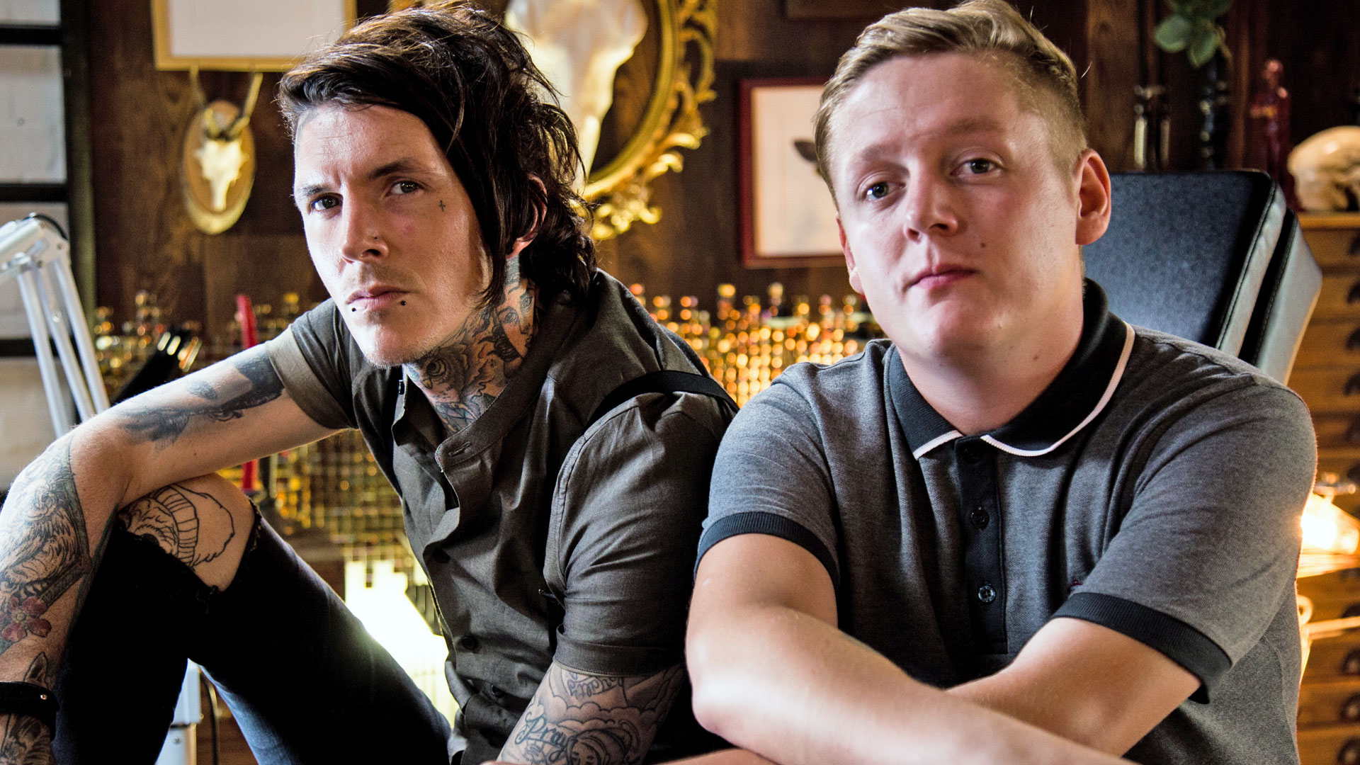 Tattoo Fixers: Stand Up To Cancer
