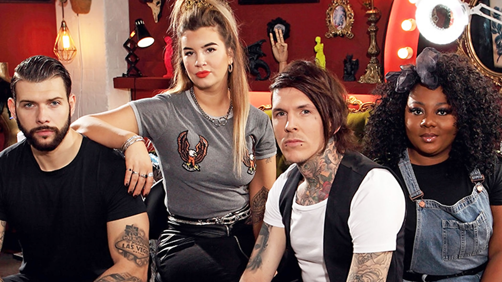 Tattoo Fixers at Christmas