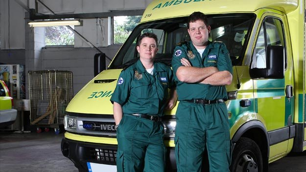 The Ambulance: 8 Minutes to Disaster