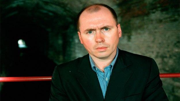 The Art Show: David Peace - Hunter Joker Ripper Writer