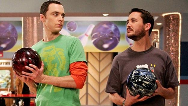 Sheldon and his arch nemesis
