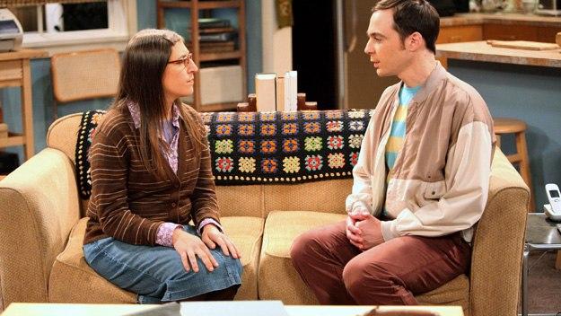 The Big Bang Theory: Leonard and Bernadette