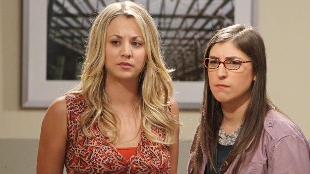 The Big Bang Theory: Penny and Amy