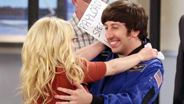 The Big Bang Theory: Bernadette and Wolowitz