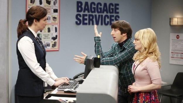 The Big Bang Theory: Cindy, Howard and Bernadette
