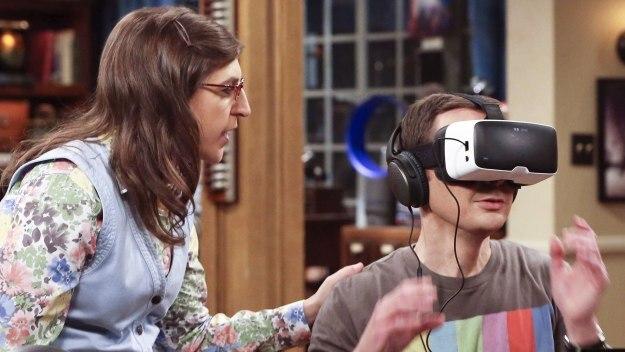 The Big Bang Theory: Amy and Sheldon
