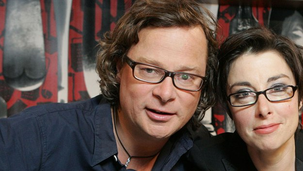 Hugh Fearnley-Whittingstall and Sue Perkins present the food quiz with a generous seasoning of the culinary and the comedic