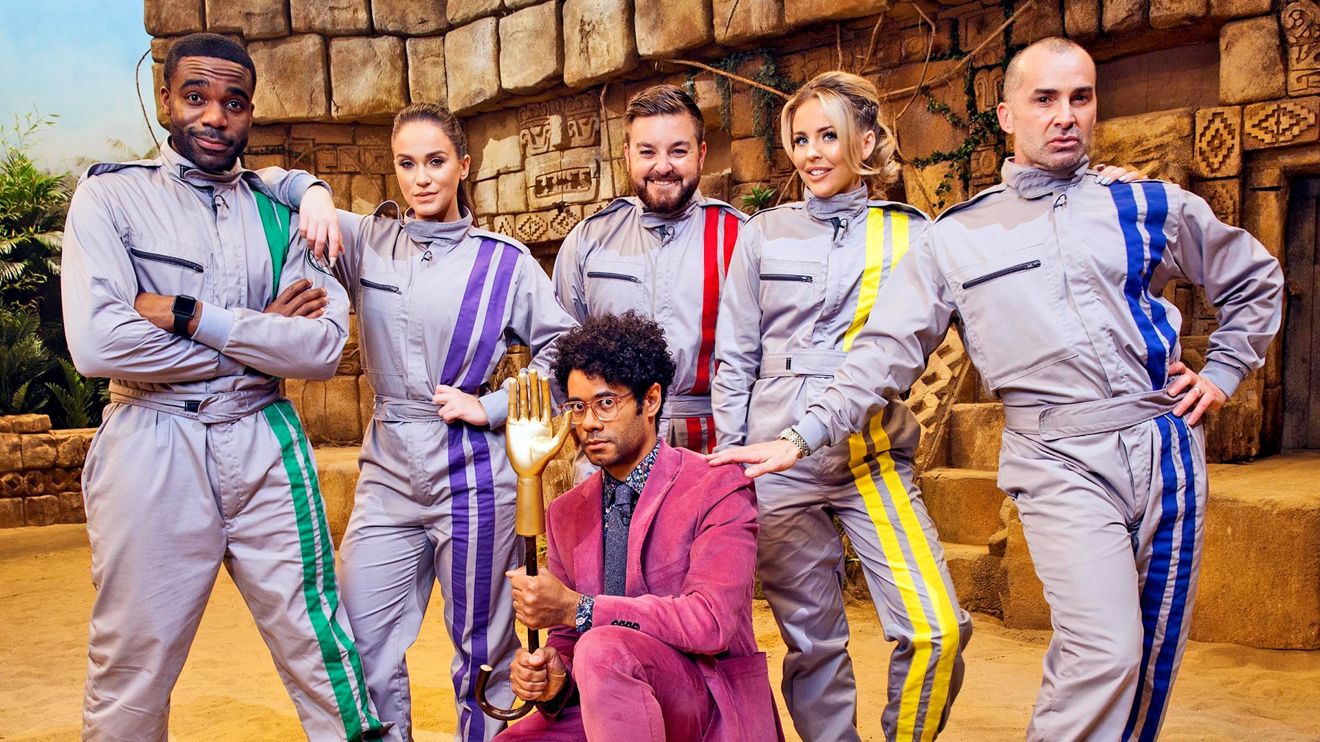 The Crystal Maze All 4