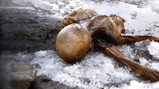 The Curse of the Ice Mummy