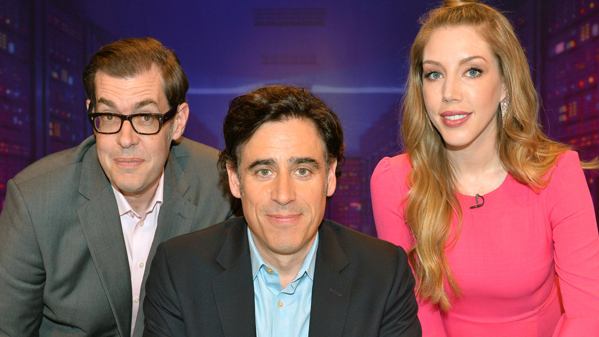 Watch Or Stream The Big Fat Quiz Of The Year Full Movie