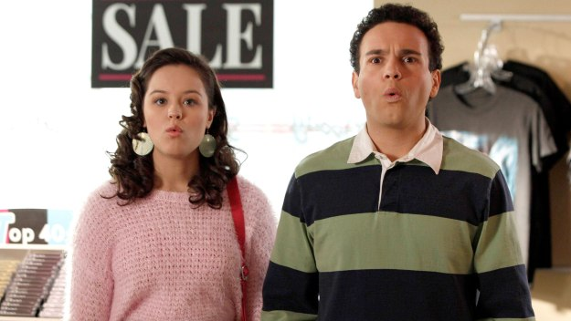 The Goldbergs: Erica and Barry