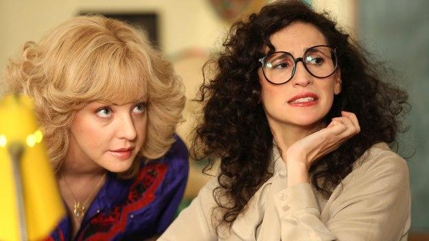 The Goldbergs: Beverly and Miss Taraborelli