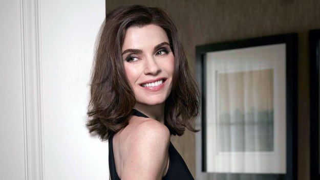 Drama starring Julianna Margulies as a politician's wife who has transformed herself into a career woman in the legal world after a scandal surrounding her husband turned her life upside down