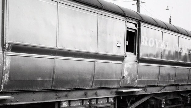 The Great Train Robbery's Missing Mastermind?
