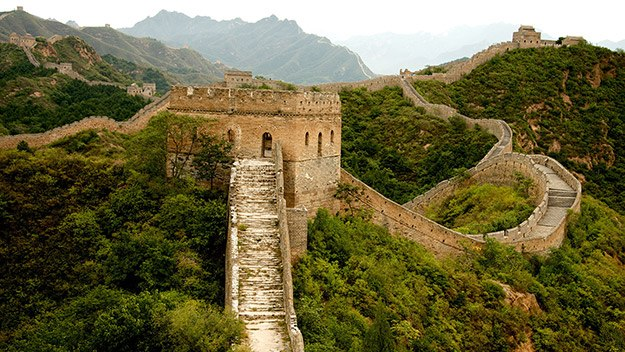The Great Wall of China: The Hidden Story