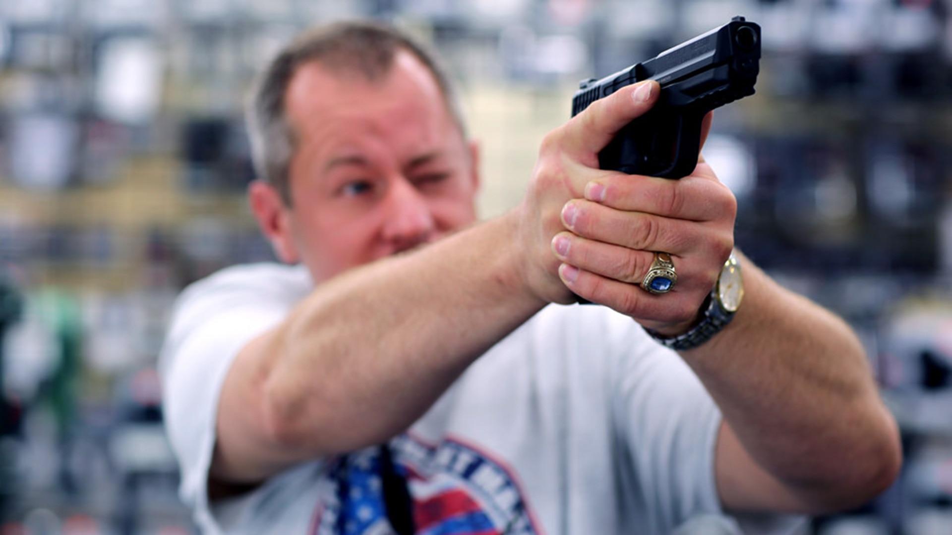 The Gun Shop: Cutting Edge