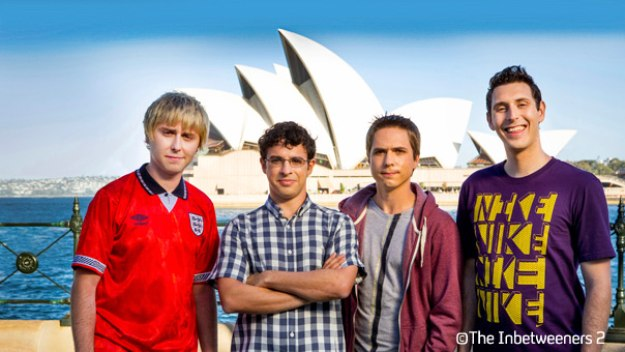 The Inbetweeners Go Global