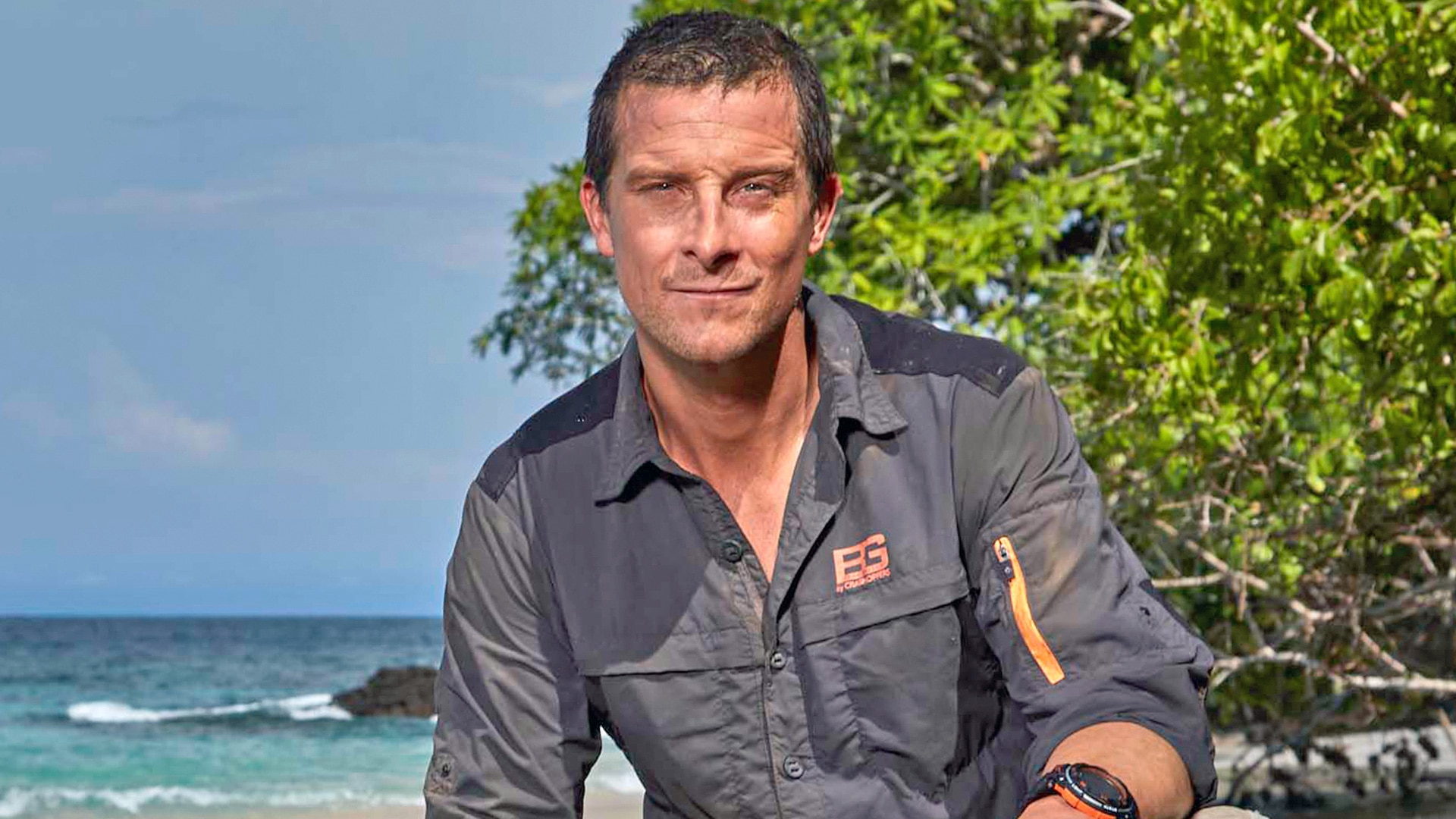 from Israel bear grylls naked with tribe