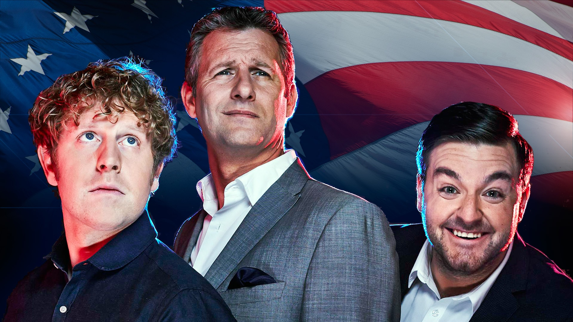 The Last Leg: US Election Special