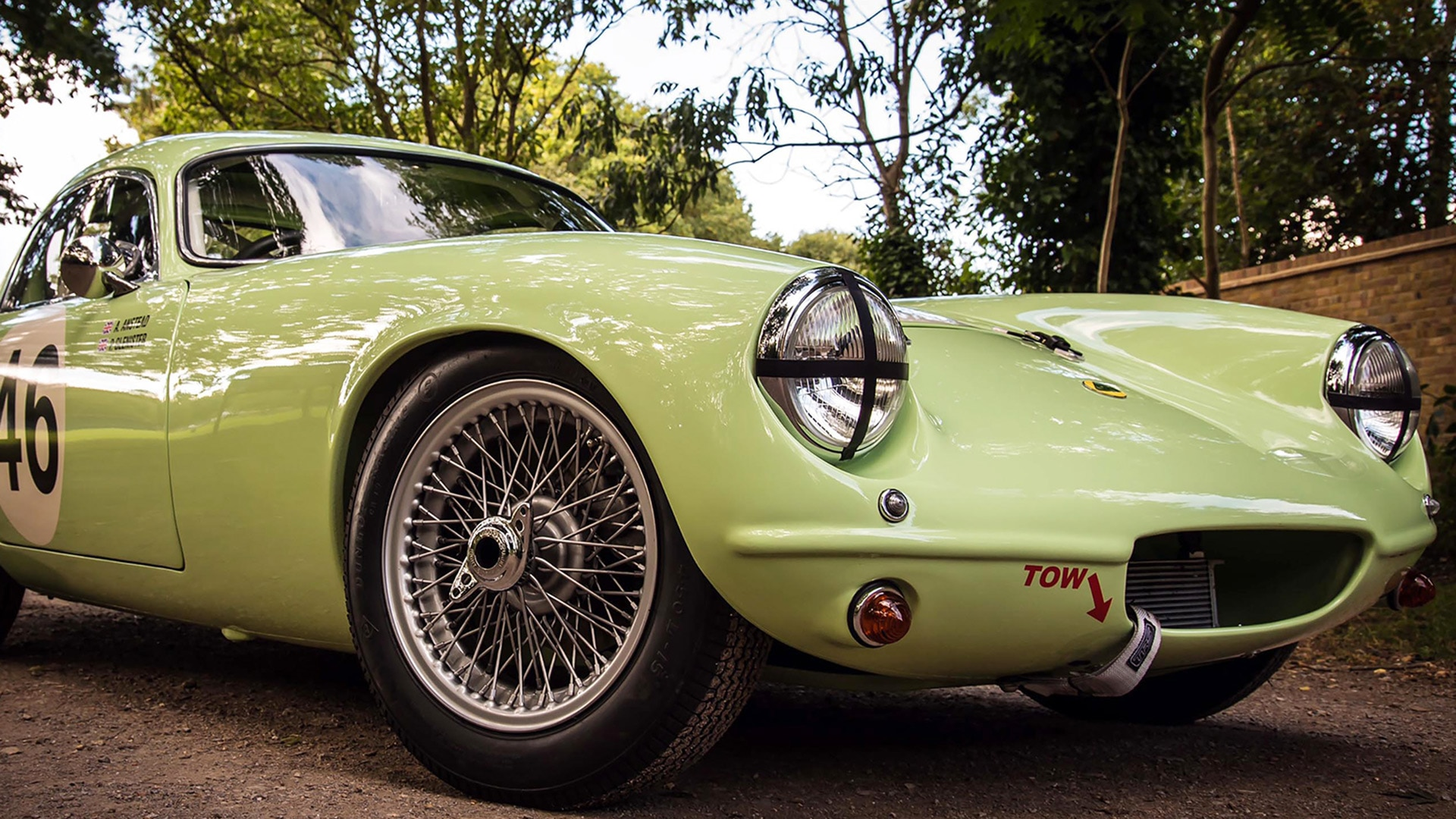 The Lost Lotus: Restoring a Race Car