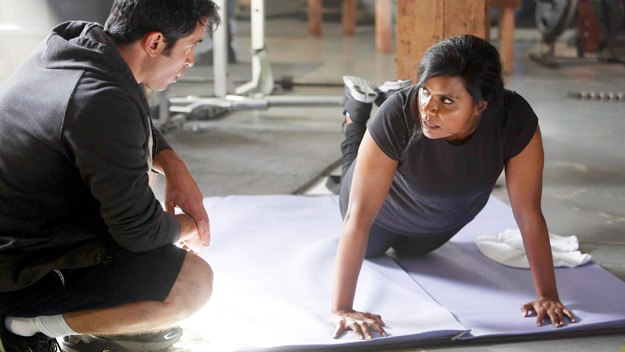 Episode 12 - Danny Castellano Is My Personal Trainer