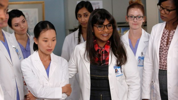 The Mindy Project: Candace and Mindy