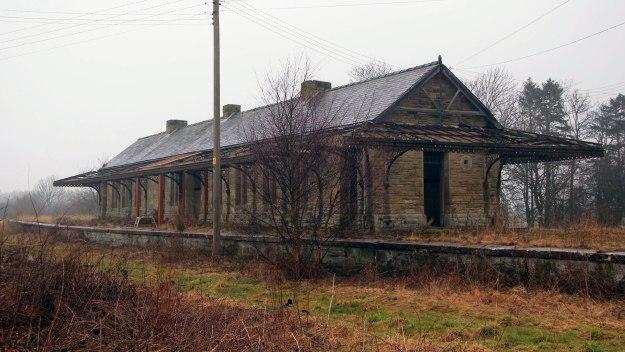 Railway Station 2016