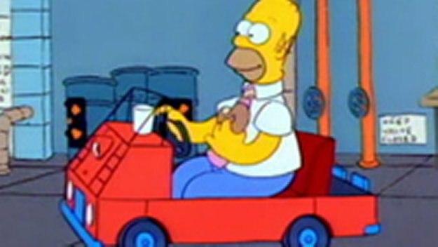 Episode 3 - Homer's Odyssey
