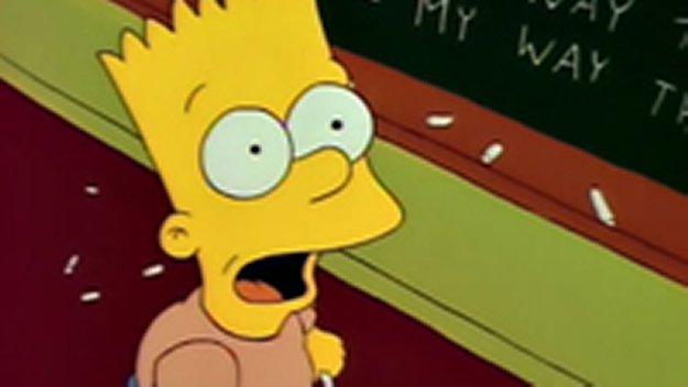 Episode 1 - Bart Gets an F