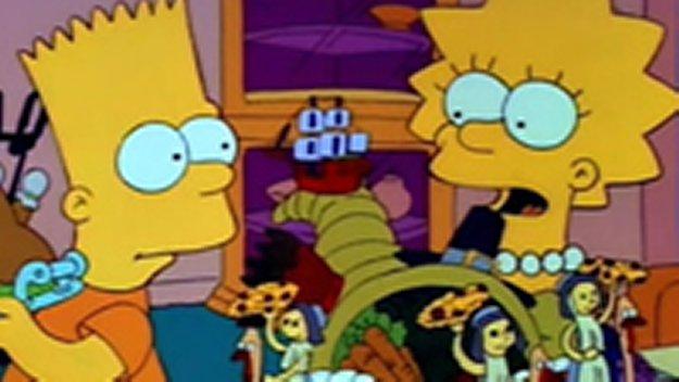 Episode 7 - Bart vs Thanksgiving