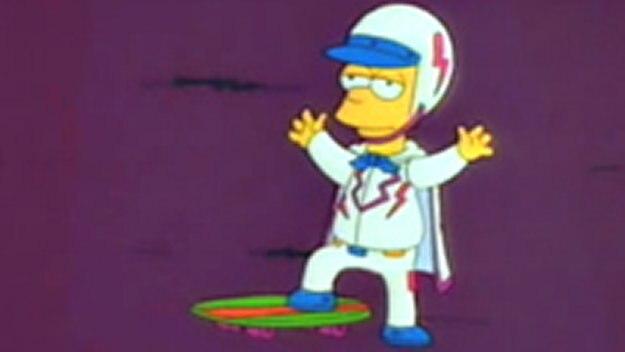 Episode 8 - Bart the Daredevil