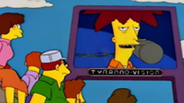 Episode 9 - Sideshow Bob's Last Gleaming