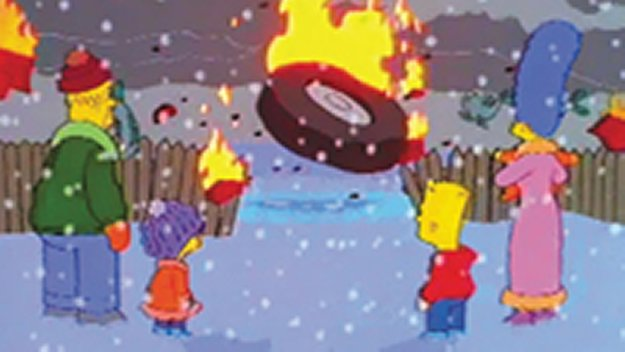 Episode 10 - Miracle on Evergreen Terrace