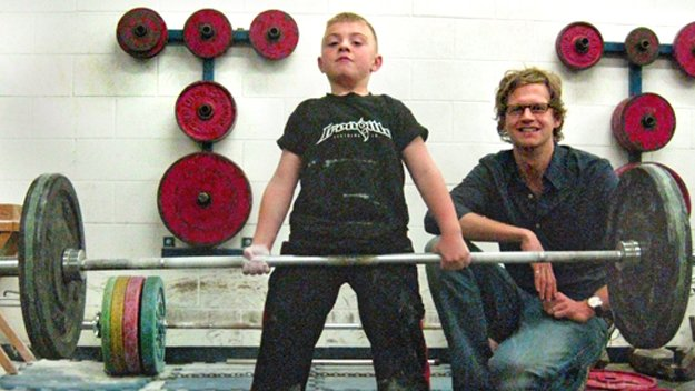 Episode 3 - The World's Strongest Child and Me