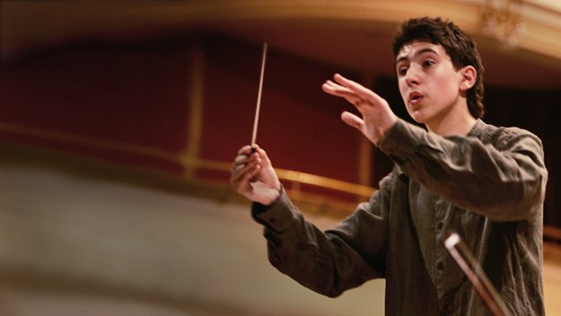 Sixteen-year-old Alexander Prior, one of Britain's most talented and prolific young composers, brings together some of the world's greatest young musical talent to perform his new concerto