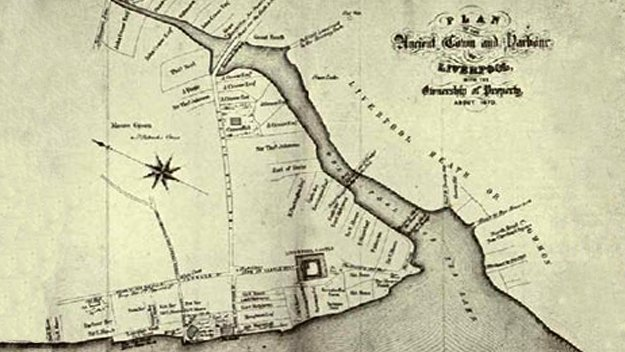 The Lost Dock of Liverpool